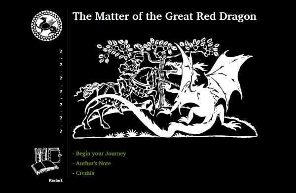 The Matter of the Great Red Dragon